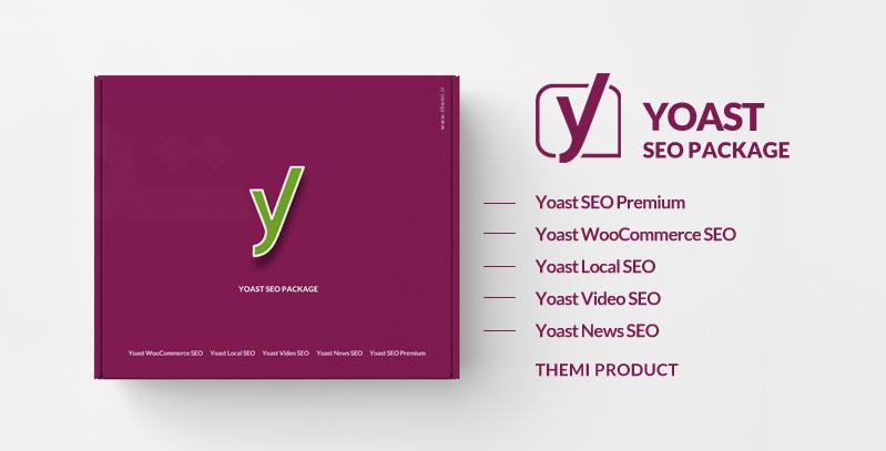 پکیج افزونه های معروف Yoast SEO