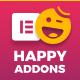 افزودنی های شاد المنتور | Happy Elementor Addons Pro - مارکت ایرانی تمی